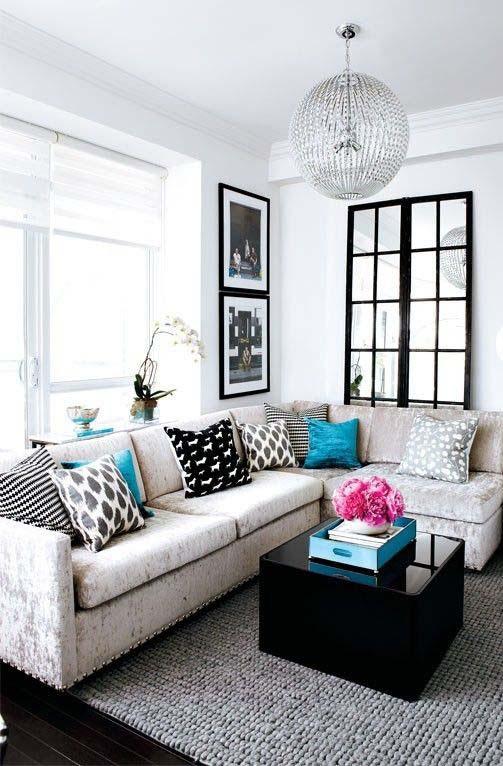 Ideas Fáciles Para Decorar Una Sala Lemonbe El Color Olor Y