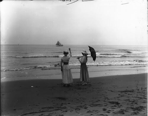 Rustico Beach, PE, 1916 (?)