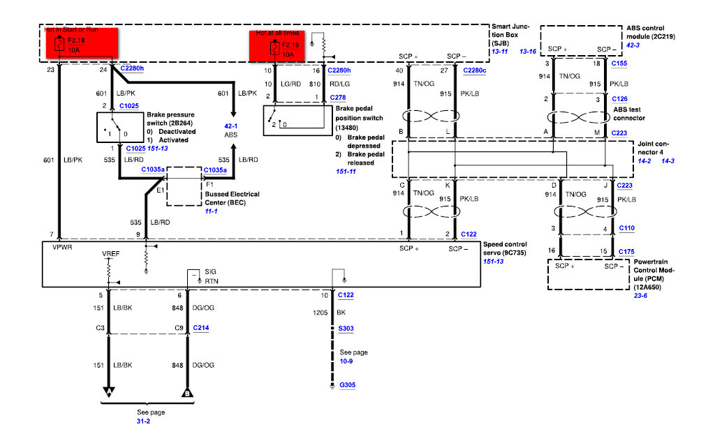 2005 Ford Freestyle Wiring Diagrams 2006 F150 Fuse Box On Truck For Wiring Diagram Schematics