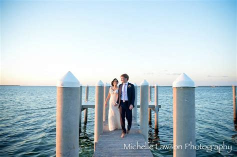 rustic vintage beach wedding  florida fl keys wedding