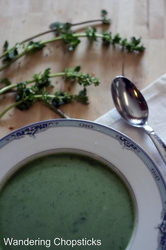 Stinging Nettle Soup 16