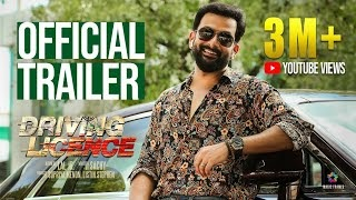Driving Licence Malayalam Movie (2019)   Cast   Trailer   Release Date   Malayalam New Movie