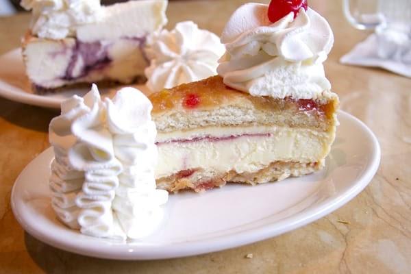 Cheesecake Factory Restaurant Copycat Recipes Pineapple