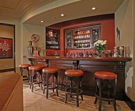 area  install  home bar
