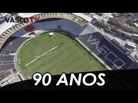 MONUMENTO  O nascimento de um Gigante!  SãoJanuário90Anos Estádio do Vasco  da Gama (vídeo)  5826c5f773dfe