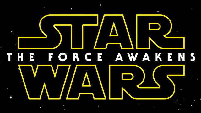 Star Wars: The Force Awakens é o título oficial do Episódio VII