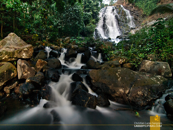Mimbalot Falls at Iligan City
