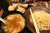 東京上野的三ツ矢堂製麵