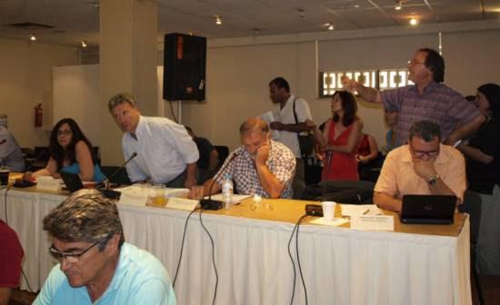Περιφερειακό Συμβούλιο : Πεντάωρο «κομφούζιο» για τις μεταφορές των μαθητών (photos + video)