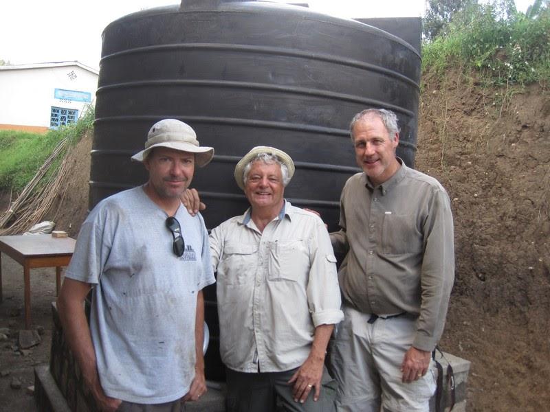 Rain Water Systems Rwanda Trip Journal Part 1