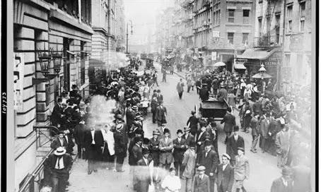 Rosh Hashana NY 1910