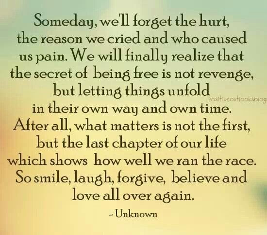Quotes About Forget And Forgive 138 Quotes