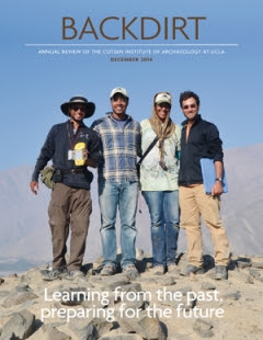 Cotsen Institute of Archaeology Backdirt 2014