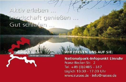Rursee.de - Rursee & Mehr im Nationalpark Eifel
