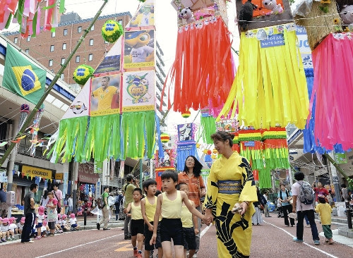 Shonan Hiratsuka Tanabata Matsuri
