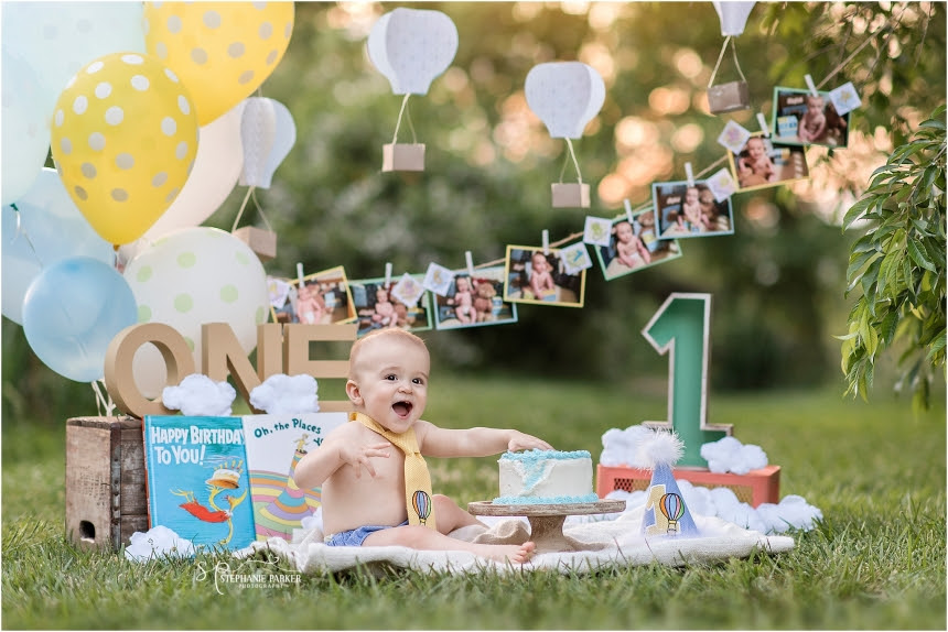 Planning A First Birthday Photography Session Newborn Family