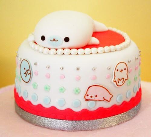 Birthday Tumblr Cake
