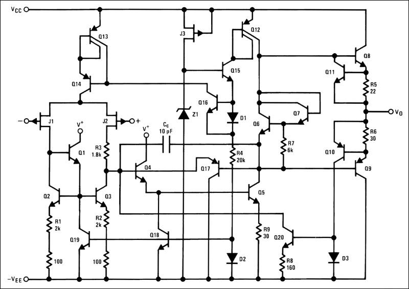 Microprocessor Schematic Diagram - Wiring Diagram Schemas
