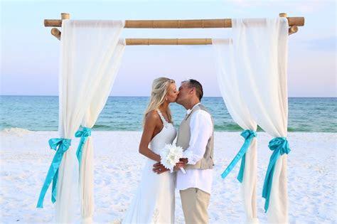 sunshine wedding company destin beach weddings destin