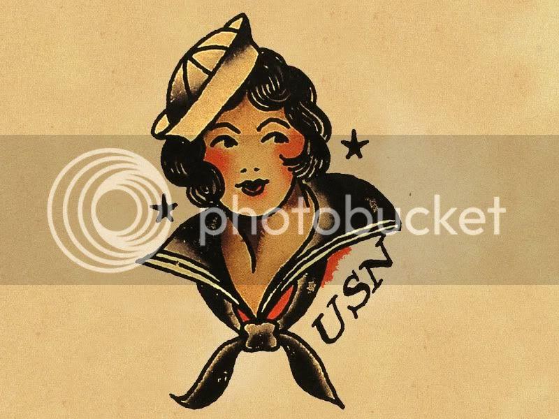 sailor jerry sailor girl