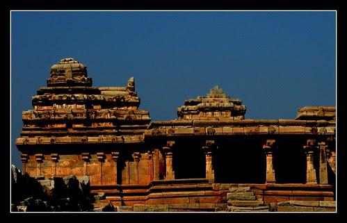 Temple in Hampi