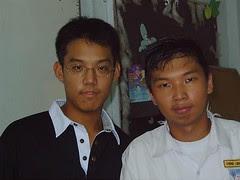 Me and big Yeo