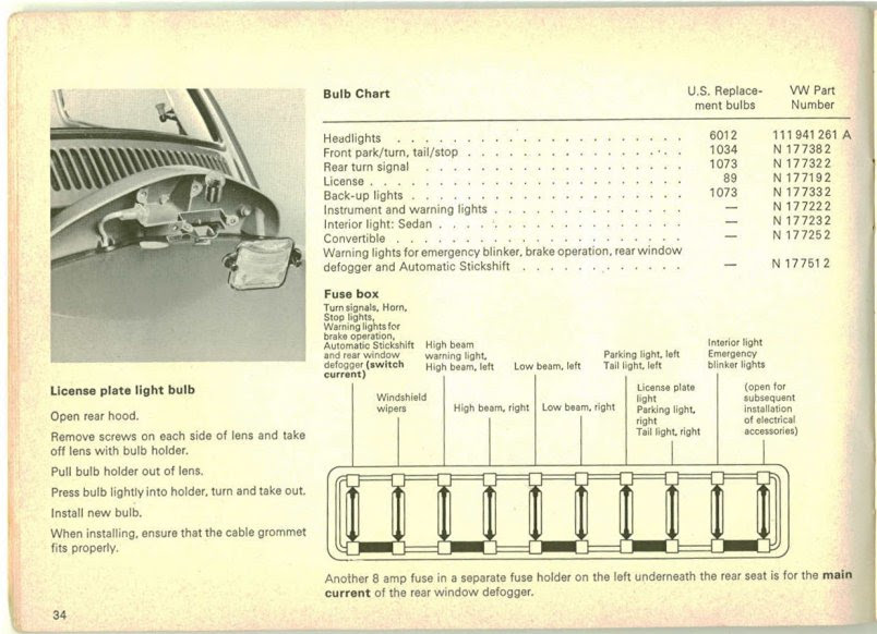 1969 Vw Bug Fuse Box Wiring Diagram Enter Enter Lechicchedimammavale It