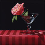 Jane Jones - Crimson Evening