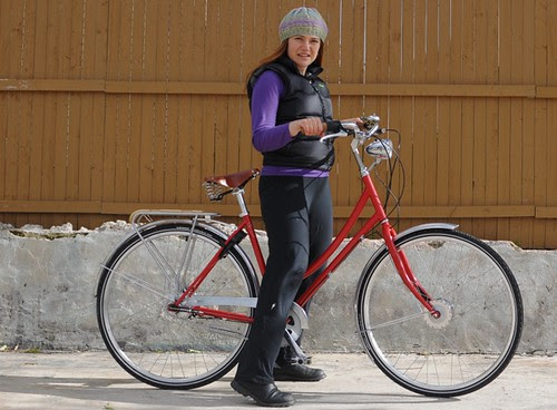 DBC Swift Ladies', Test Ride