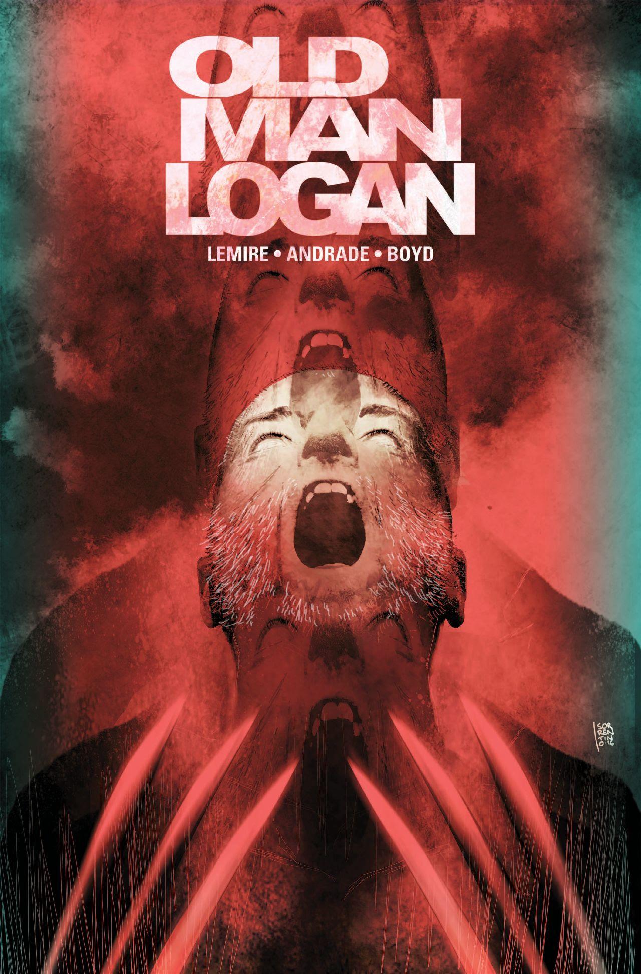 Afbeeldingsresultaat voor Old Man Logan #20