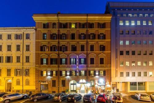 Cheap Hotel in Rome ~ Hotel Dei Mille ~ Italy