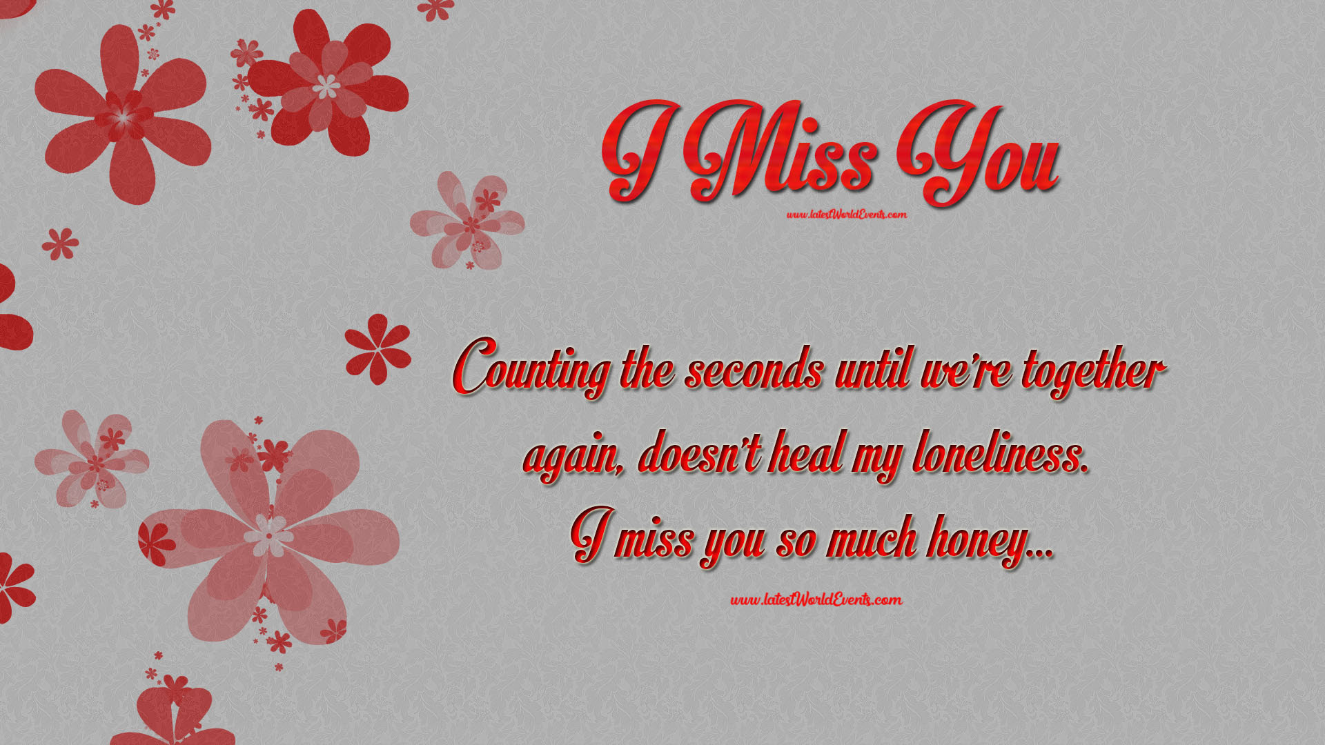 I Miss You Wallpapers With Quotes My Site Download