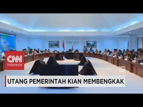 Image result for utang jokowi youtube