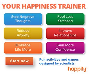 Your Happiness Trainer