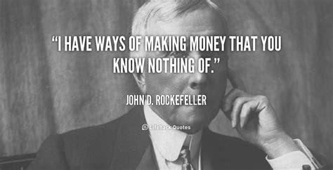 John D Rockefeller Quotes On Money