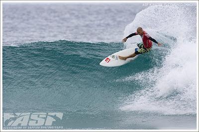 Kelly Slater gana  el Quiksilver Pro Quiksilver Gold Coast