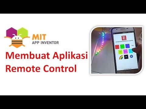 Membuat Aplikasi Android dengan MIT App Inventor