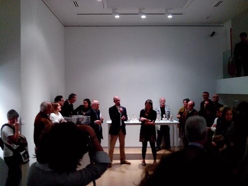 """Premiazione Secondo Premio """"San Fedele 2013"""" by Ylbert Durishti"""