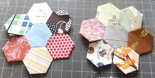 Hexagon Love by aviva_hadas (Amy)