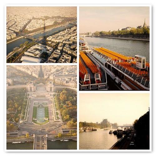 Mosaic Paris Memories