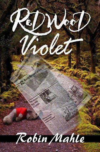 Redwood Violet by Robin Mahle