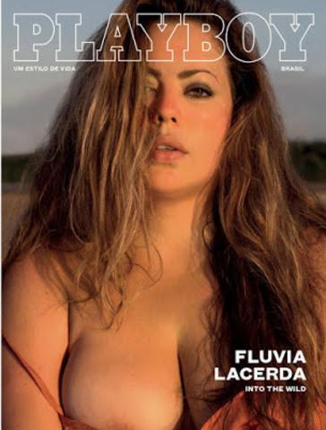 Revista Playboy (Dezembro - 2016) Fluvia Lacerda