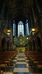 Liverpool Anglican's Lady Chapel