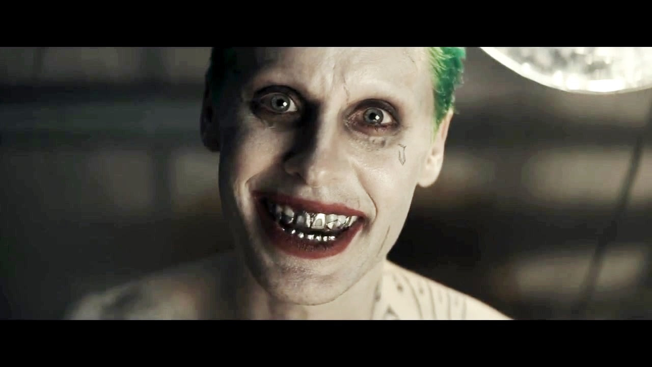 Jared Leto As The Joker In The First Trailer For Suicide Squad