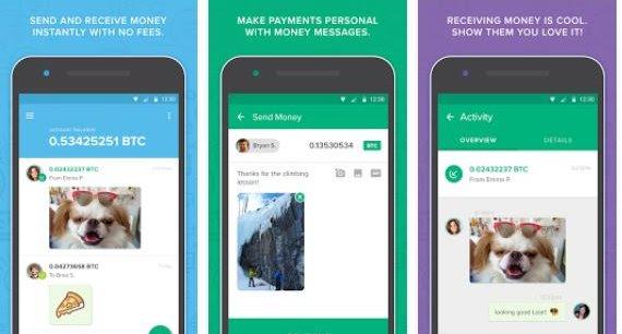 Les utilisateurs de Circle peuvent ajouter des photos, des émojis ou des GIF pour rendre le paiement plus ludique.