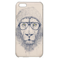 Cool lion iPhone 5C covers