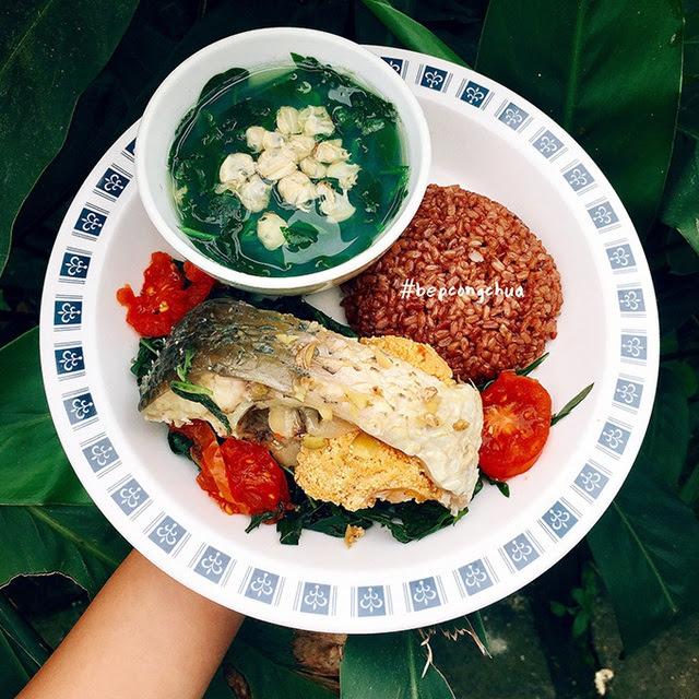 Bữa ăn Eat Clean giúp cho 9X hết mụn, giảm 25 kg - Ảnh 5.