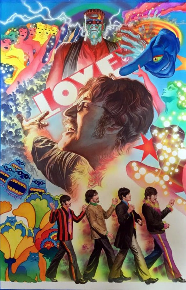 Lovely Beatles Artworks to Appreciate (27)