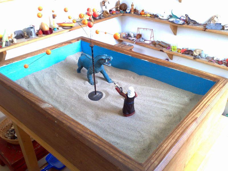 Sandtray Box