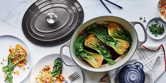 Le Creuset Is Offering Its Massive Factory-To-Table Sale Online AND In Stores For The First Time